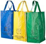 Lopack szelektív hulladékgyűjtő táskák