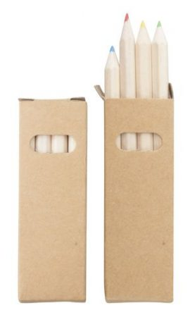 Tynie 4 db-os színes ceruza szett