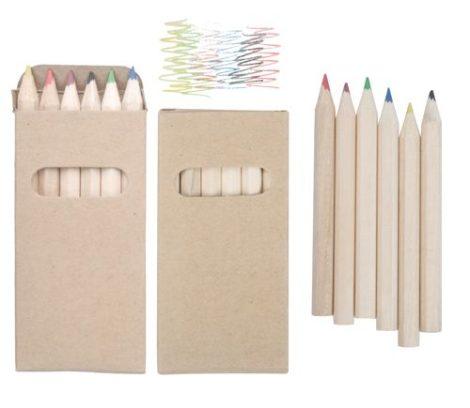 Kitty 6 db-os színes ceruza készlet