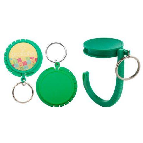 Foldy táskafogas kulcskarikával