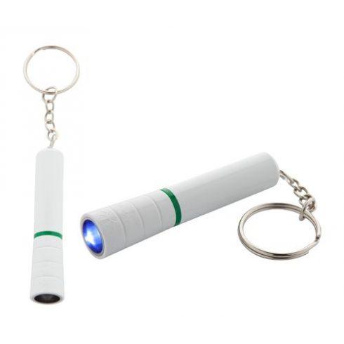 Waipei mini elemlámpa kulcstartóval