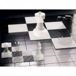 Rolly kültéri sakktábla lapok, kicsi