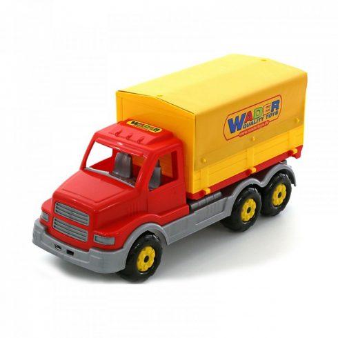 Ponyvás teherautó 44cm