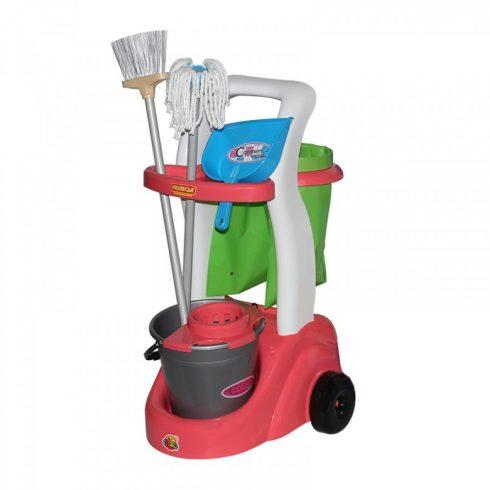 Játék takarítókocsi