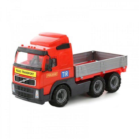 Volvo játék teherautó