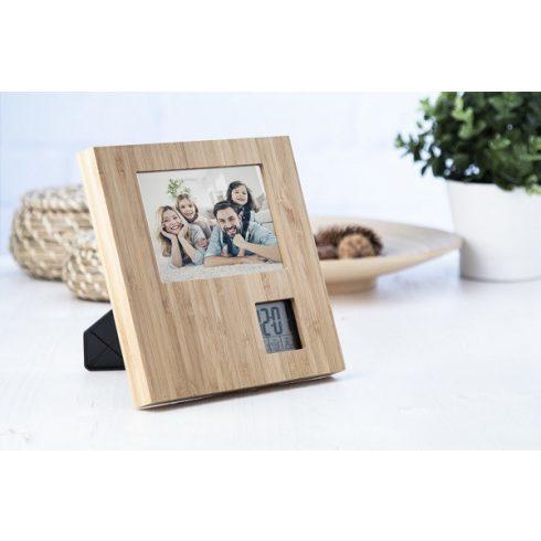 Booframe bambusz fényképkeret